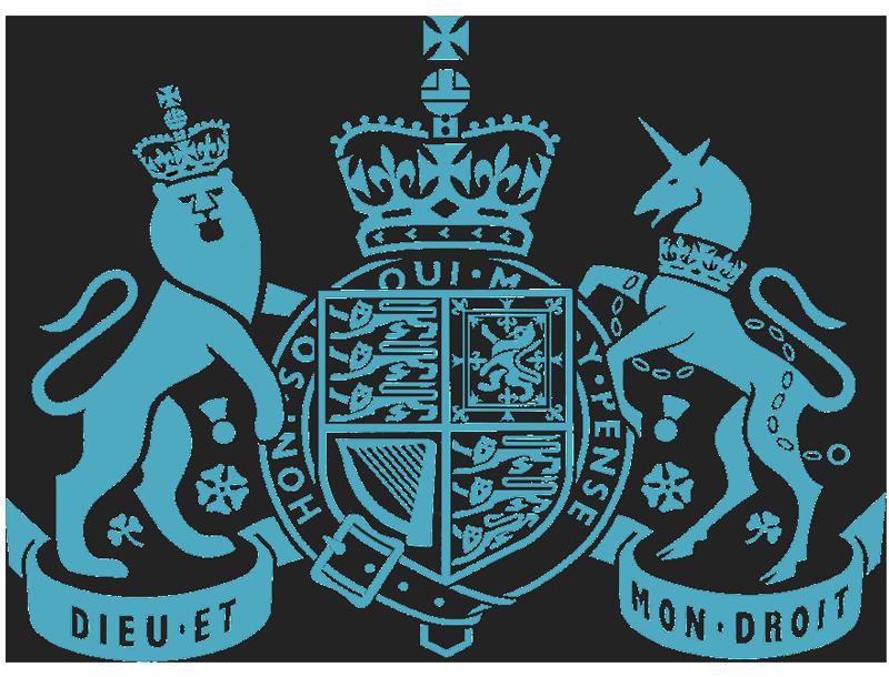 FCAO blue logo
