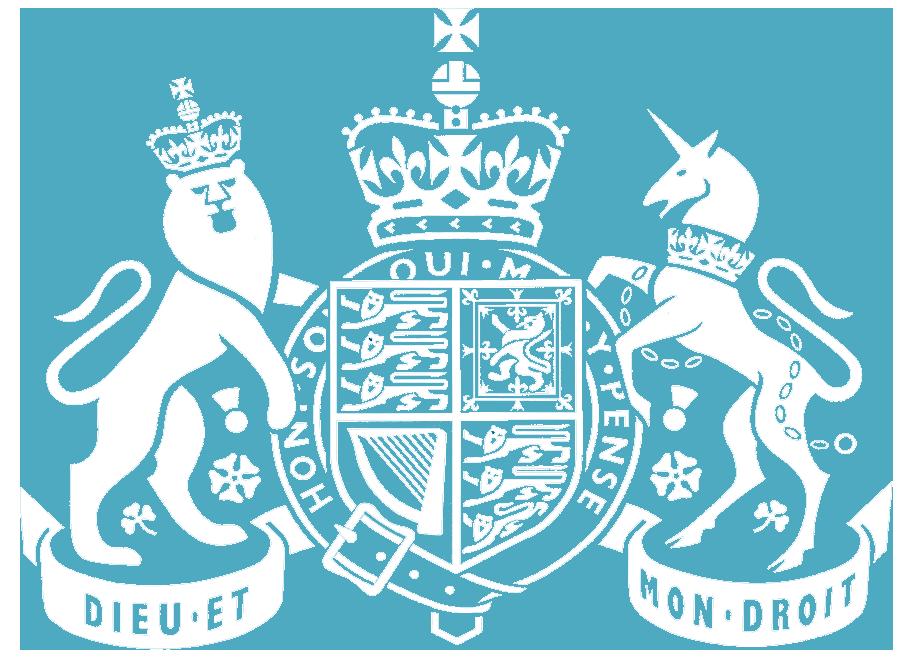 FCOA white logo